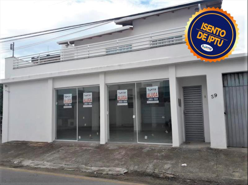 Sala Código 1796 para alugar no bairro Ponte do Imaruim na cidade de Palhoça Condominio