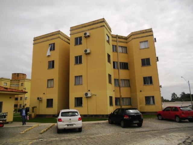 Apartamento Código 1813 a Venda no bairro Aririu na cidade de Palhoça Condominio residencial são francisco