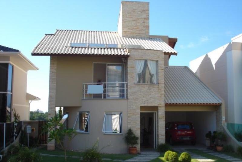 Casa Código 1860 a Venda no bairro Cidade Universitária Pedra Branca na cidade de Palhoça Condominio