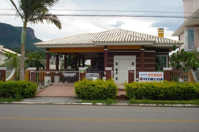 Casa Código 1903 a Venda no bairro Cidade Universitária Pedra Branca na cidade de Palhoça Condominio