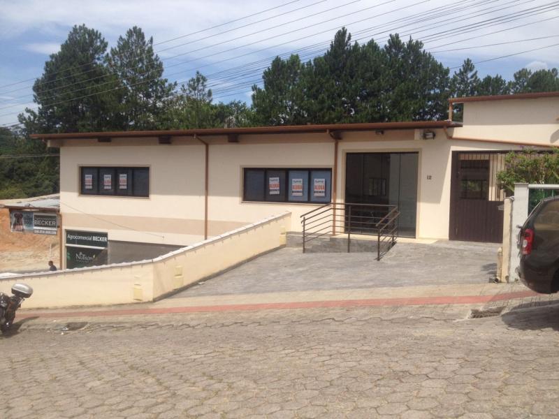 Sala Código 2017 para alugar no bairro Centro na cidade de Santo Amaro da Imperatriz Condominio