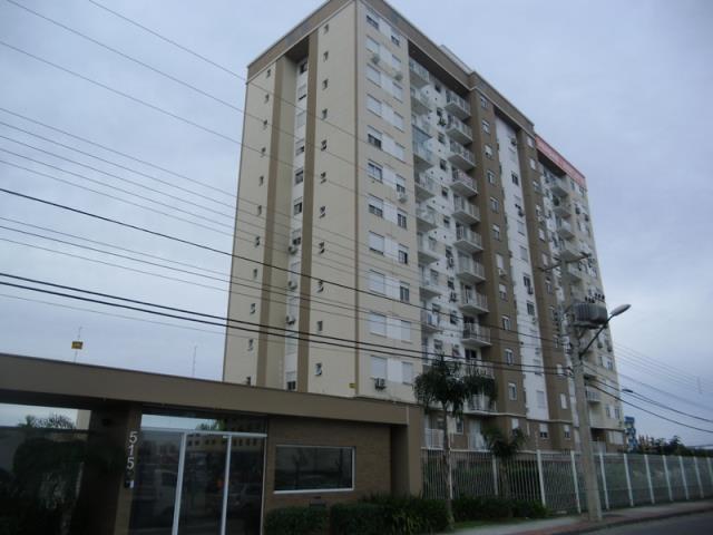 Apartamento Código 2095 a Venda no bairro Pagani na cidade de Palhoça Condominio edifício vivare grand club