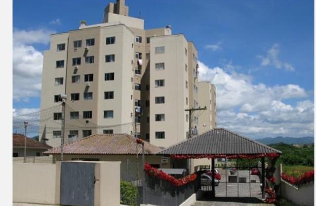 Apartamento Código 2243 a Venda no bairro Ponta de Baixo na cidade de São José Condominio residencial europa