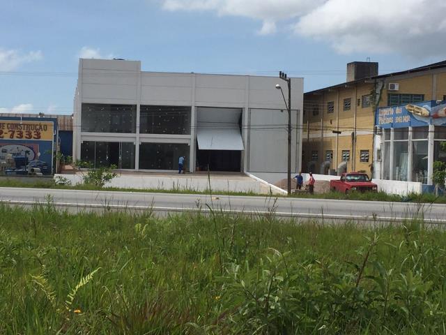 Galpão Código 2412 para alugar no bairro Aririu na cidade de Palhoça Condominio