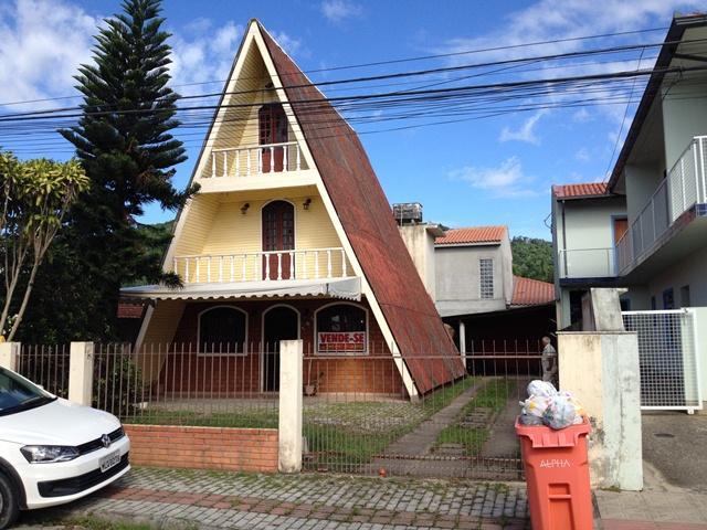 Casa Código 2479 a Venda no bairro Alto Aririu na cidade de Palhoça Condominio