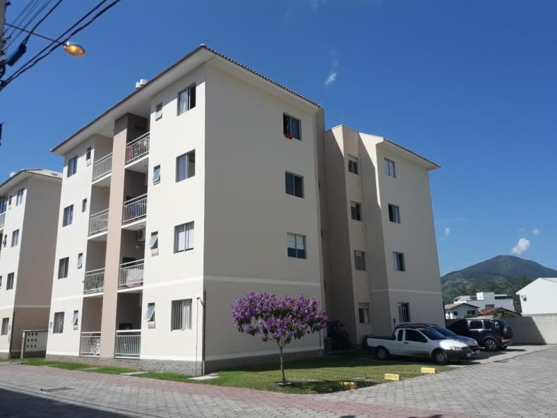 Apartamento Código 2599 para alugar no bairro Pagará na cidade de Santo Amaro da Imperatriz Condominio residencial palmas da imperatriz