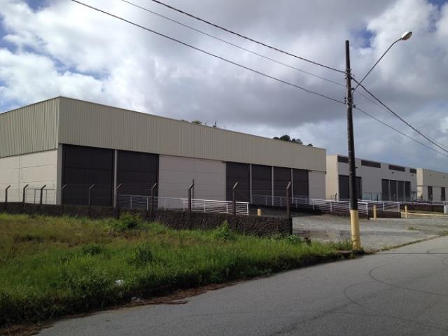 Galpão Código 2630 a Venda no bairro Jaqueira na cidade de Palhoça Condominio