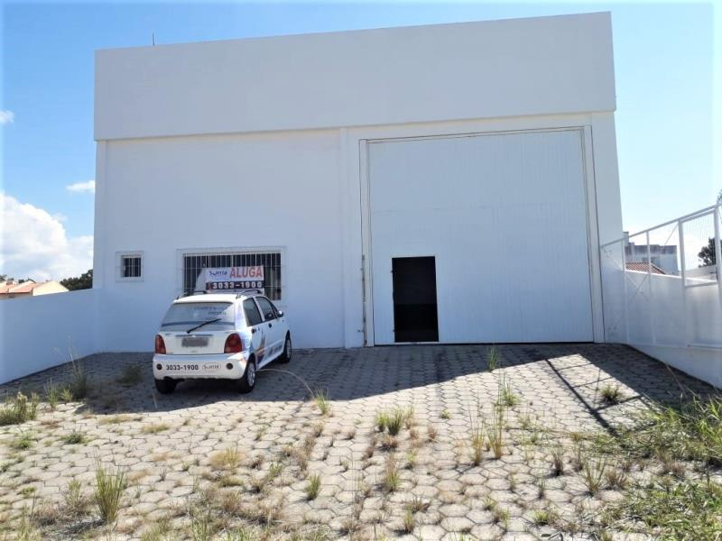 Galpão Código 2669 para alugar no bairro Aririu na cidade de Palhoça Condominio