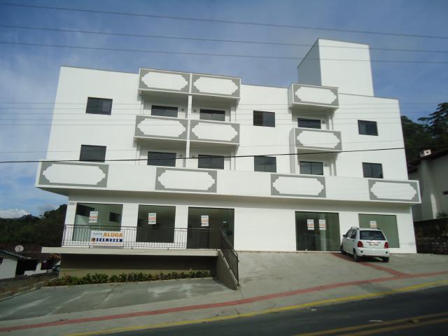 Sala Código 2724 para alugar no bairro Centro na cidade de Santo Amaro da Imperatriz Condominio