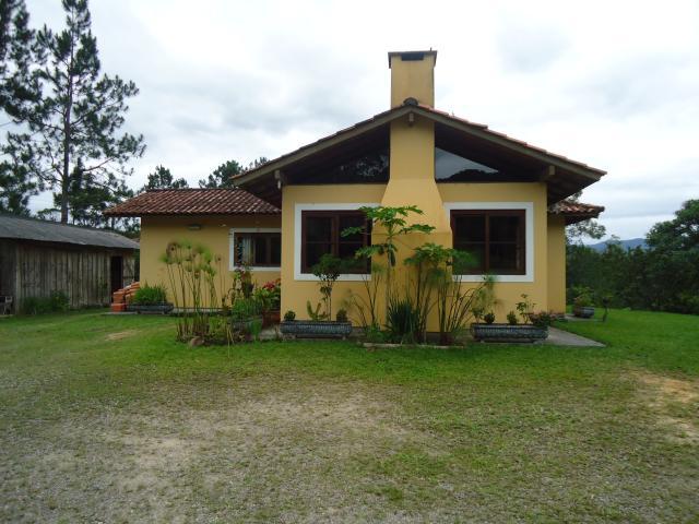 Casa Código 2873 a Venda no bairro Pagará na cidade de Santo Amaro da Imperatriz Condominio condominio rural gracie garden