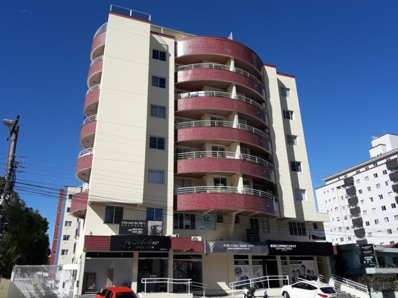 Apartamento Código 3084 para alugar no bairro Centro na cidade de Santo Amaro da Imperatriz Condominio residencial elmo