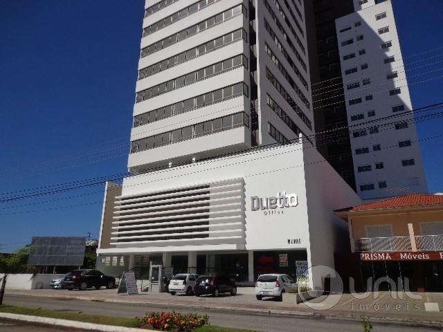 Sala Código 3231 a Venda no bairro Pagani na cidade de Palhoça Condominio duetto residence e office