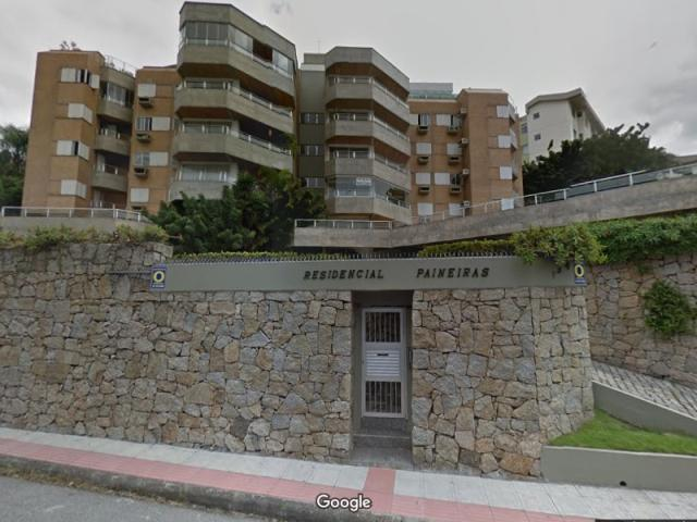Apartamento Código 3258 a Venda no bairro Coqueiros na cidade de Florianópolis Condominio residencial paineiras
