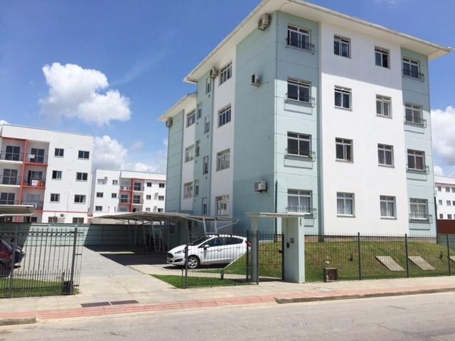 Apartamento Código 3322 a Venda no bairro Aririu na cidade de Palhoça Condominio residencial pinhais iii