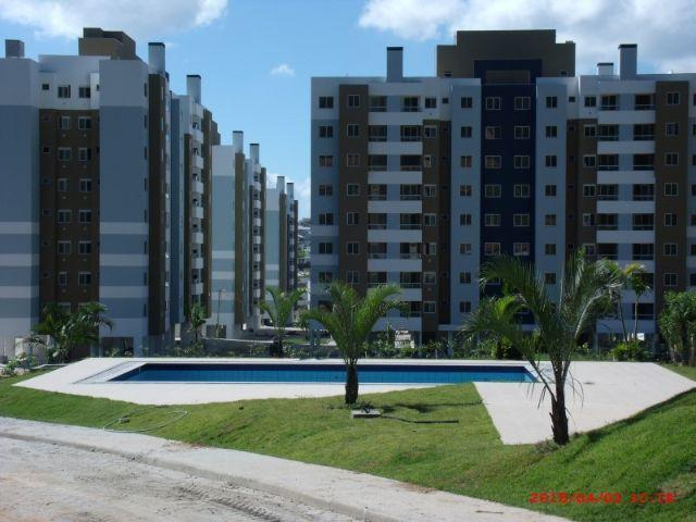 Apartamento Código 3341 a Venda no bairro Pedra Branca na cidade de Palhoça Condominio condominio residencial boulevard ivo luchi