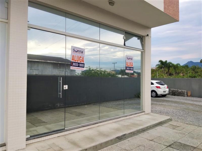 Sala Código 3474 para Alugar Centro Comercial Dona Enedite no bairro Pagani na cidade de Palhoça