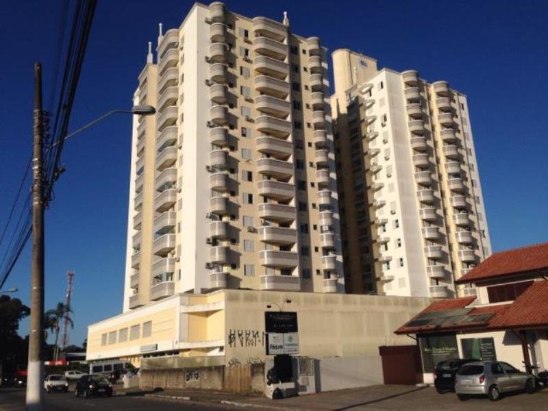 Apartamento Código 3499 a Venda no bairro Centro na cidade de Palhoça Condominio condomínio residencial gustavo kirchner