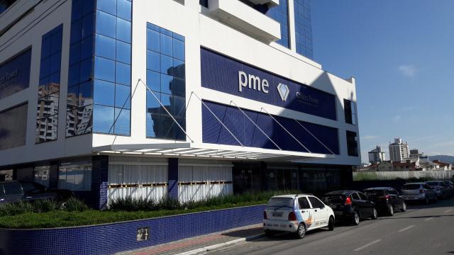 Sala Código 3539 para alugar no bairro Pagani na cidade de Palhoça Condominio comercial pme offices tower