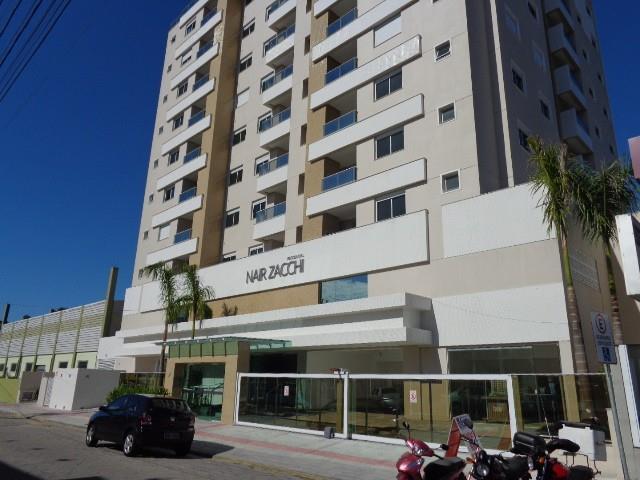 Apartamento Código 3540 a Venda no bairro Centro na cidade de Palhoça Condominio residencial nair zacchi