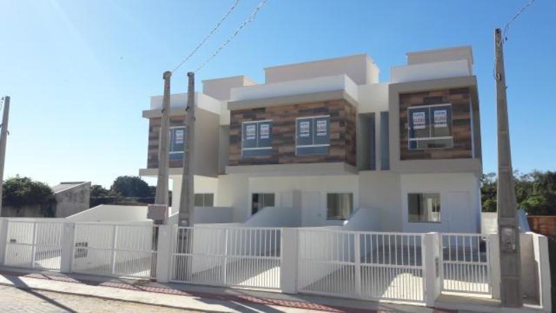 Casa Código 3570 para alugar no bairro Aririu na cidade de Palhoça Condominio residencial ferreira