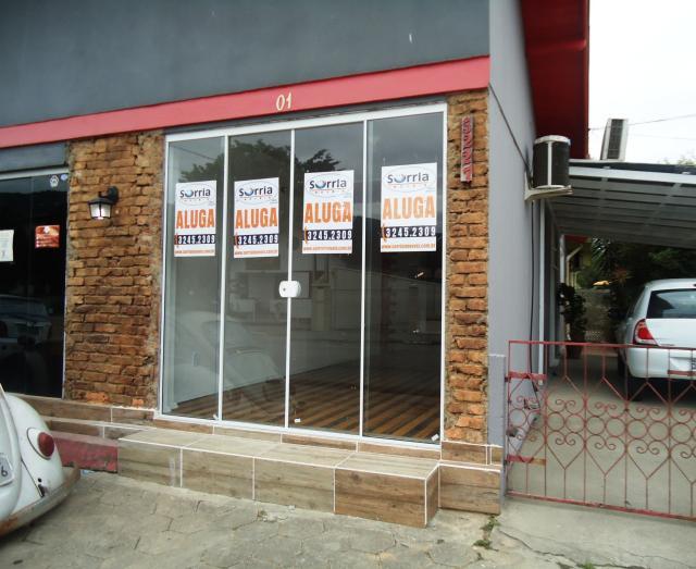 Sala Código 3672 para alugar no bairro Vila Becker na cidade de Santo Amaro da Imperatriz Condominio