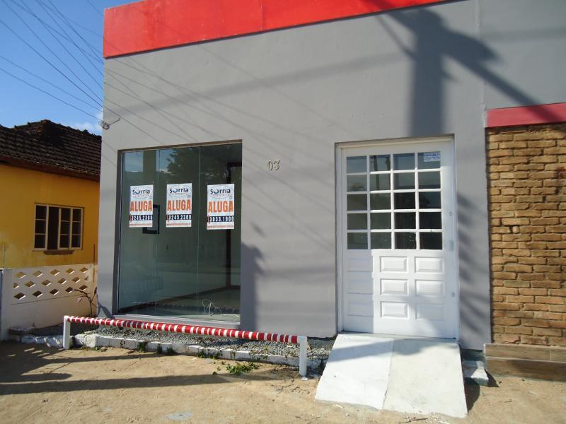 Sala Código 3713 para alugar no bairro Vila Becker na cidade de Santo Amaro da Imperatriz Condominio