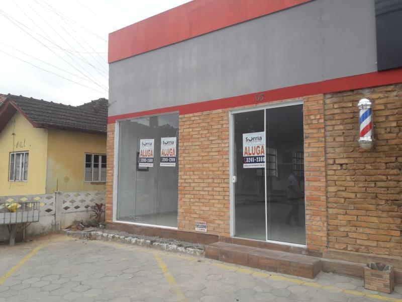 Sala Código 3713 para Alugar  no bairro Vila Becker na cidade de Santo Amaro da Imperatriz