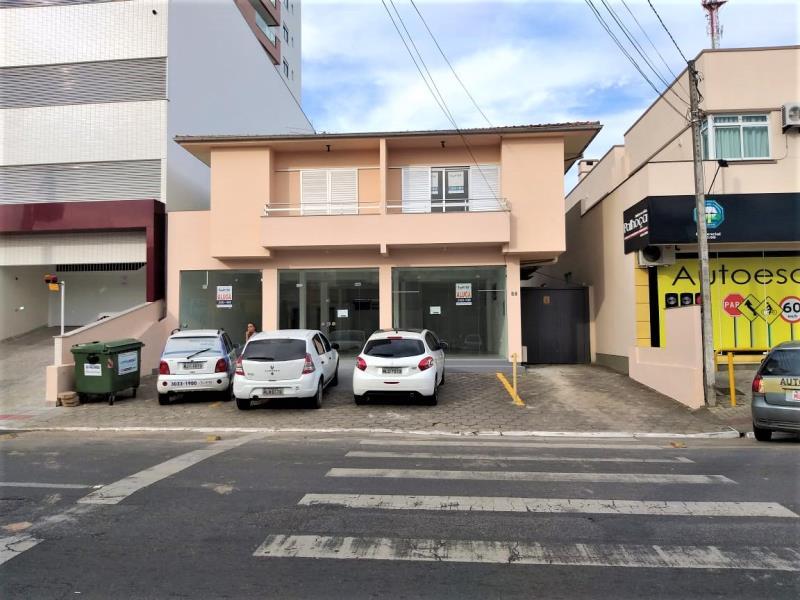 Sala Código 3804 para alugar no bairro Centro na cidade de Palhoça Condominio