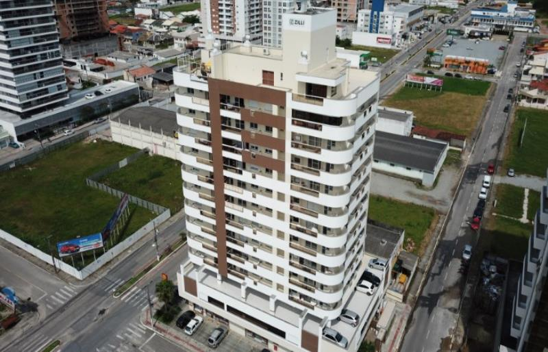 Apartamento Código 3853 a Venda no bairro Pagani na cidade de Palhoça Condominio residencial hamurabi
