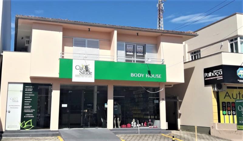 Apartamento Código 3890 para alugar no bairro Centro na cidade de Palhoça Condominio
