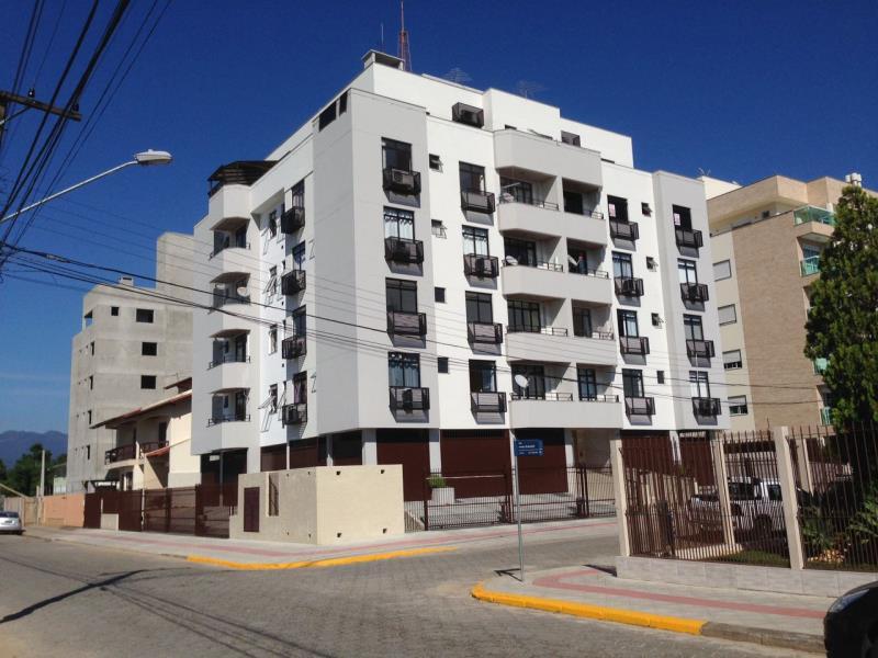 Apartamento Código 3908 a Venda no bairro Centro na cidade de Palhoça Condominio edifício maria luiza