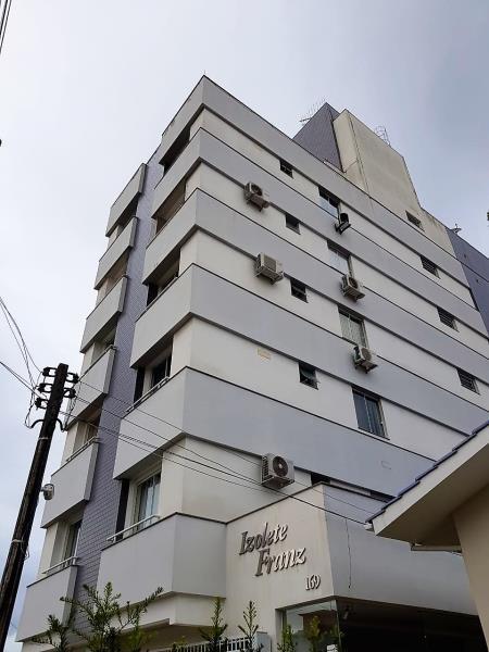 Apartamento Código 3936 a Venda no bairro Centro na cidade de Palhoça Condominio residencial izolete franz