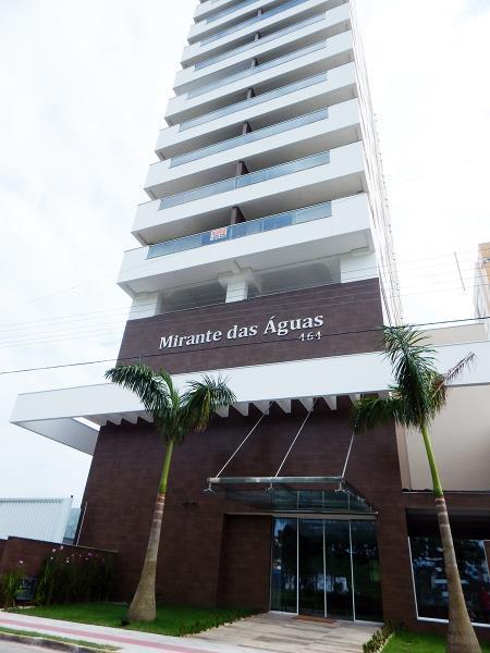 Apartamento Código 3941 a Venda no bairro Cidade Universitária Pedra Branca na cidade de Palhoça Condominio residencial mirante das aguas