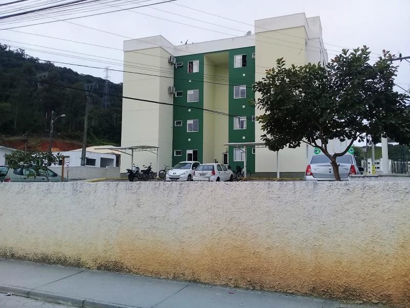 Apartamento Código 3948 a Venda no bairro São Sebastião na cidade de Palhoça Condominio condomínio solar dos araçás