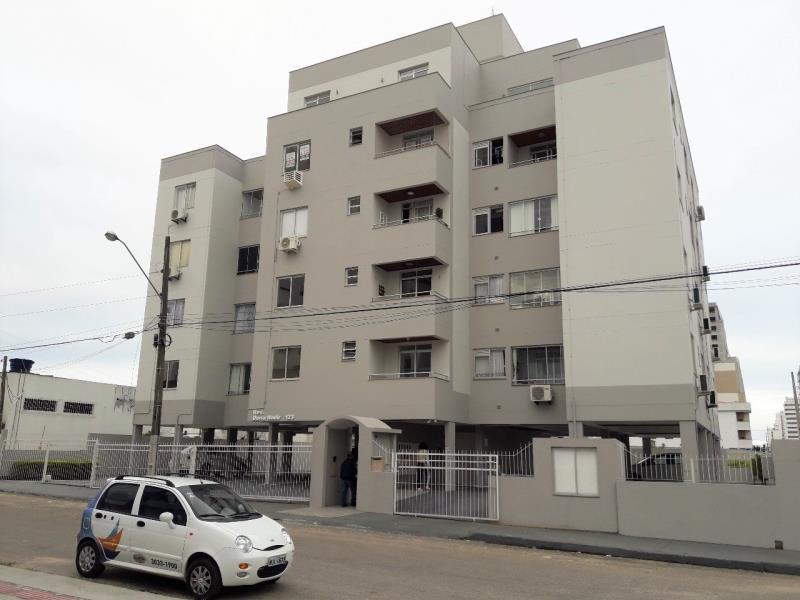Apartamento Código 3956 a Venda no bairro Pagani na cidade de Palhoça Condominio residencial dona nadir