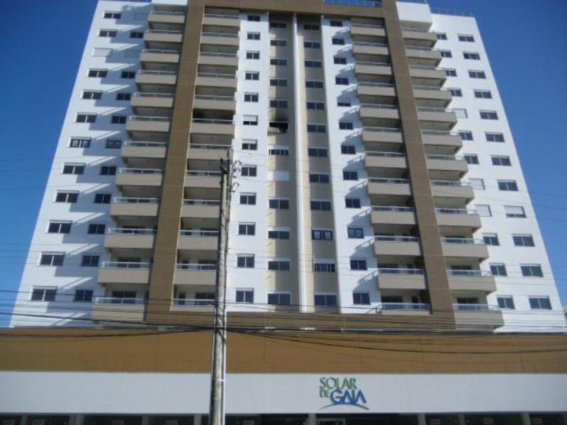 Apartamento Código 3972 a Venda no bairro Pagani na cidade de Palhoça Condominio residencial solar de gaia