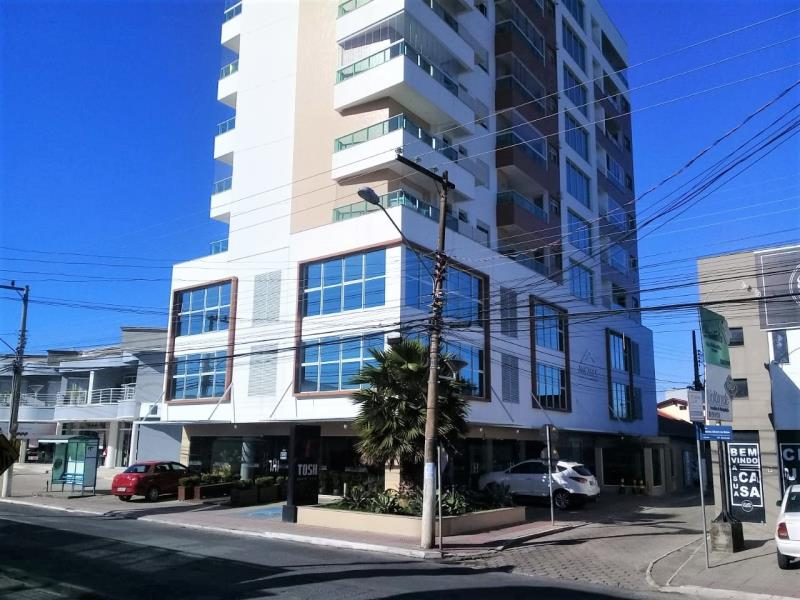 Apartamento Código 3993 a Venda no bairro Centro na cidade de Palhoça Condominio residencial ancares