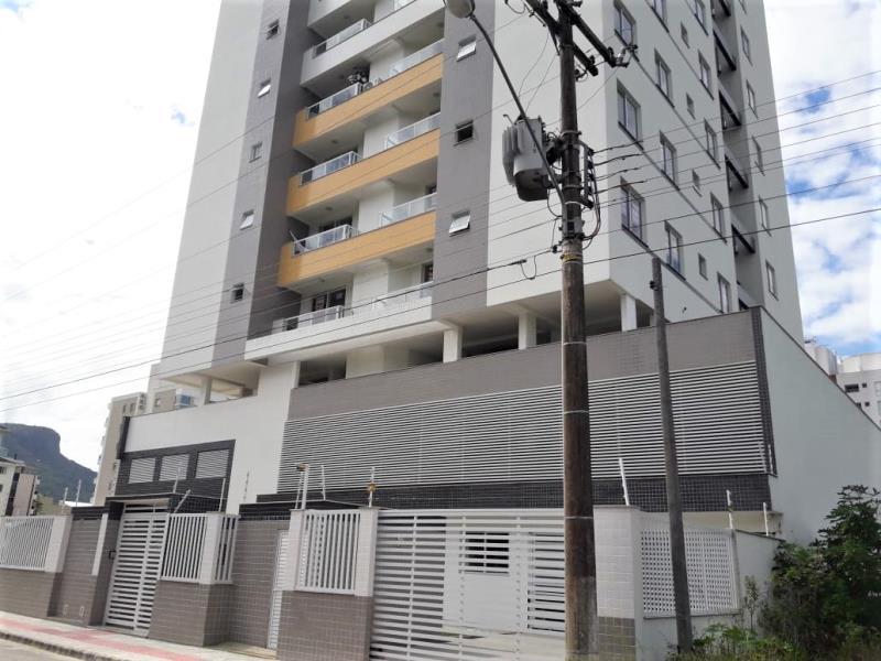 Apartamento Código 4003 a Venda no bairro Cidade Universitária Pedra Branca na cidade de Palhoça Condominio condomínio mirante da colina