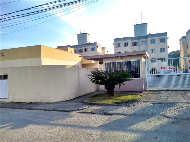 Apartamento Código 4017 a Venda no bairro Passa Vinte na cidade de Palhoça Condominio residencial nova cidade
