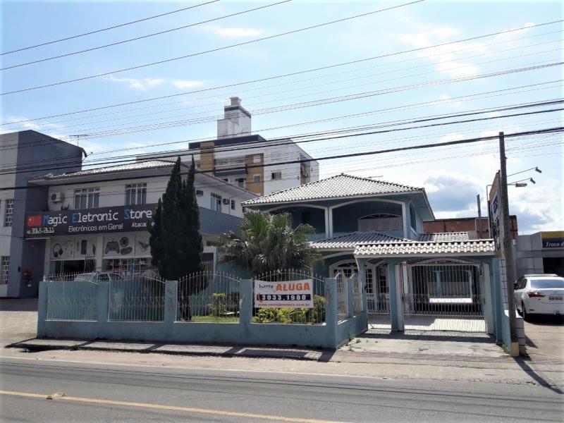 Casa Código 4067 para alugar no bairro Ponte do Imaruim na cidade de Palhoça Condominio