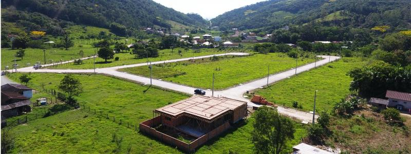 Terreno Código 4074 a Venda no bairro Guarda do Cubatão na cidade de Palhoça Condominio loteamento mirante da guarda