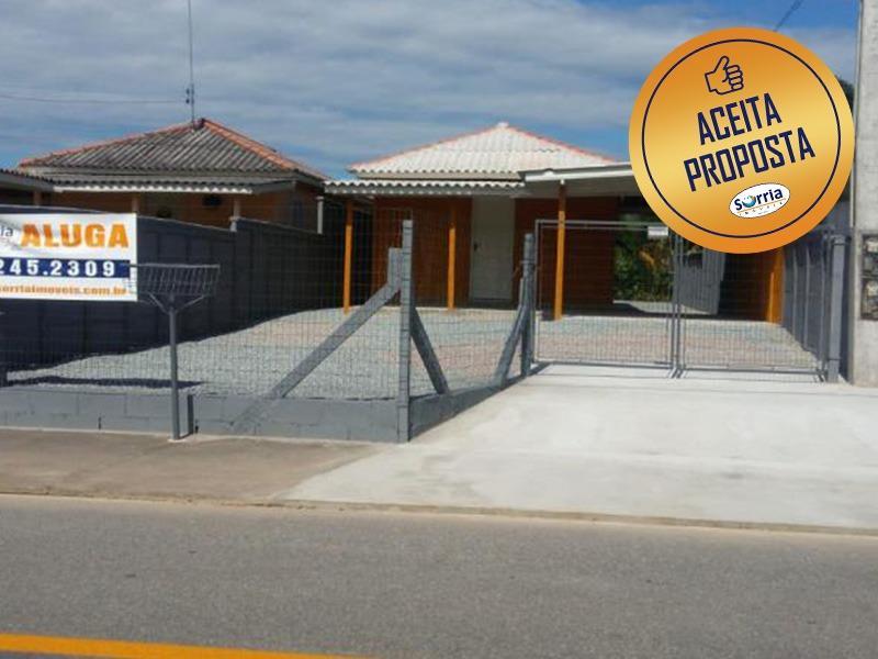 Casa Código 4096 para alugar no bairro Pagará na cidade de Santo Amaro da Imperatriz Condominio