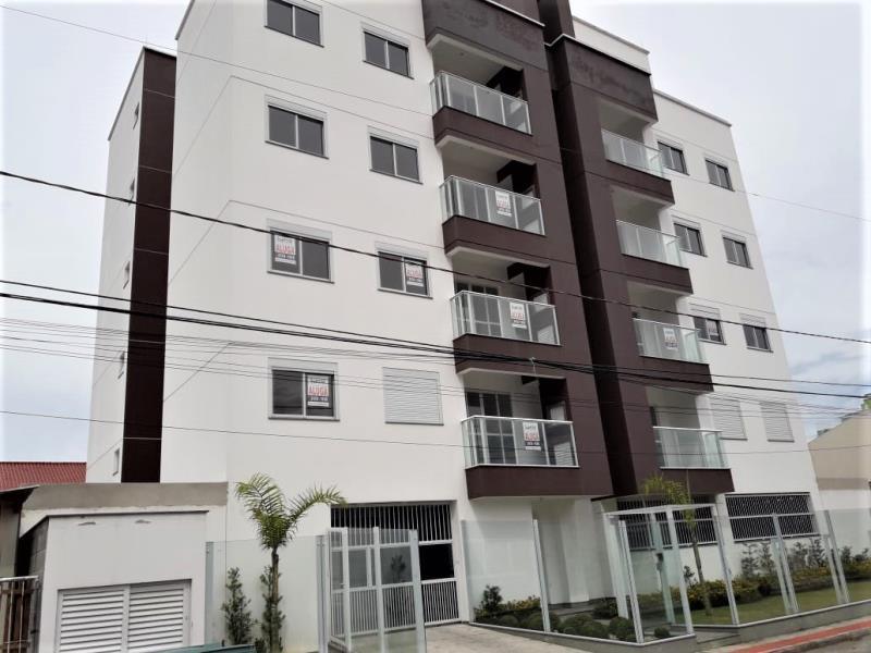 Apartamento Código 4110 para alugar no bairro Ponte do Imaruim na cidade de Palhoça Condominio residencial jose francisco