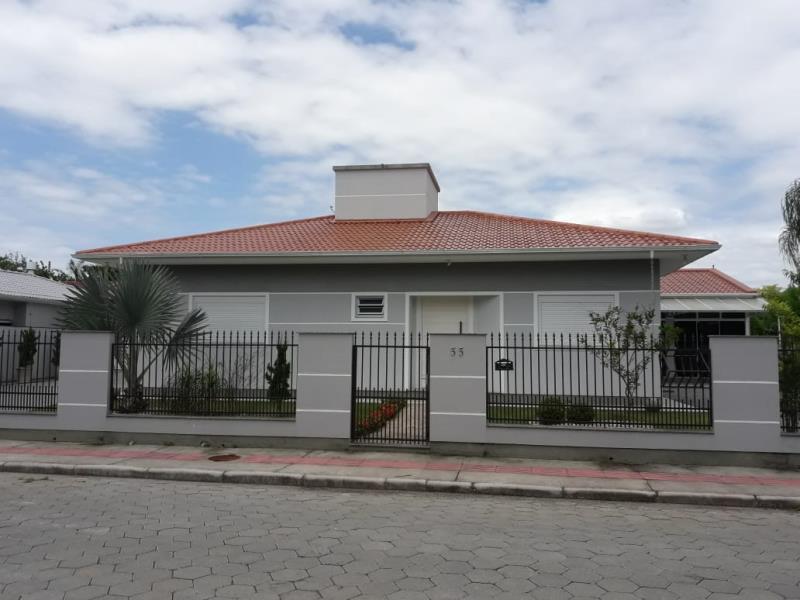 Casa Código 4122 a Venda no bairro Sul do Rio na cidade de Santo Amaro da Imperatriz Condominio