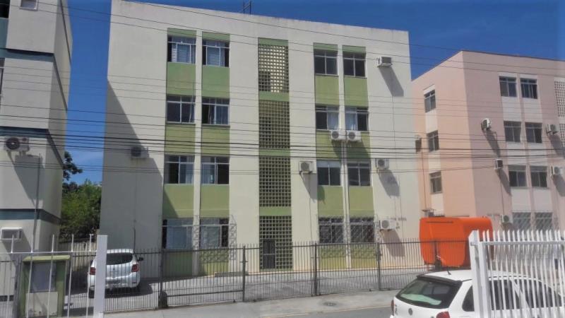 Apartamento Código 4166 a Venda no bairro Praia Comprida na cidade de São José Condominio residencial san diego