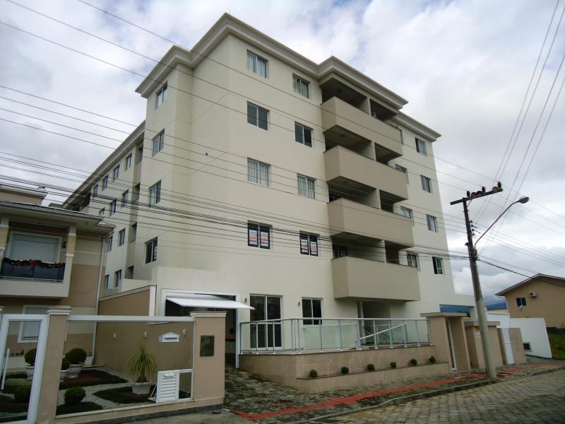 Apartamento Código 4175 para alugar no bairro Vila Becker na cidade de Santo Amaro da Imperatriz Condominio residencial coelho