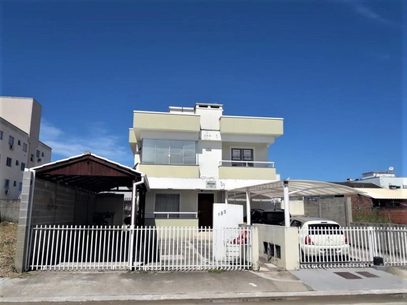 Apartamento Código 4178 para alugar no bairro Aririu na cidade de Palhoça Condominio residencial rimini
