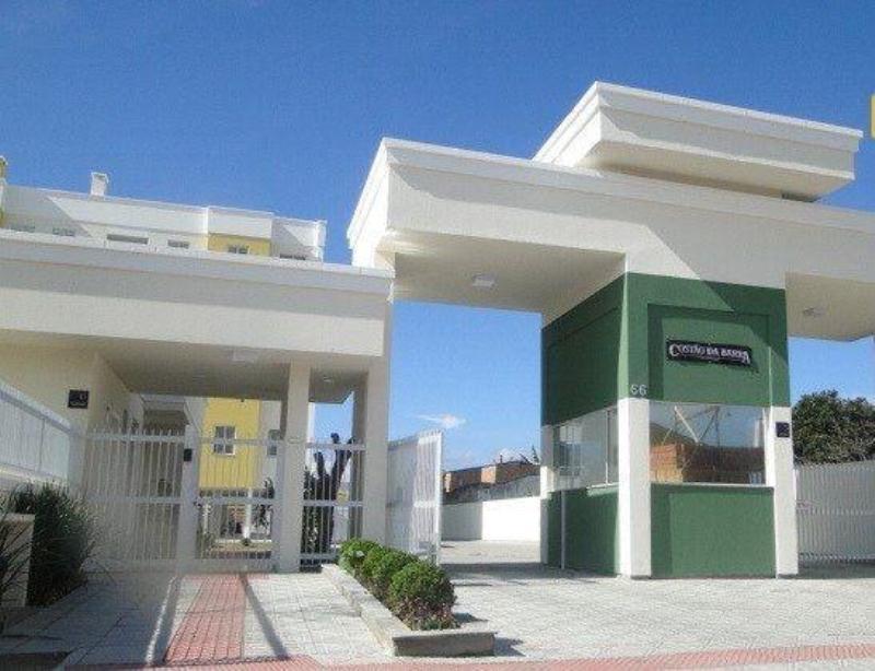 Apartamento Código 4180 a Venda no bairro Barra do Aririú na cidade de Palhoça Condominio residencial costão da barra