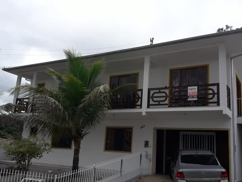 Casa Código 4198 para alugar no bairro Centro na cidade de Santo Amaro da Imperatriz Condominio