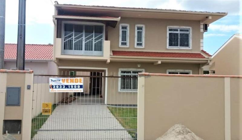 Casa Código 4204 a Venda no bairro Aririu na cidade de Palhoça Condominio
